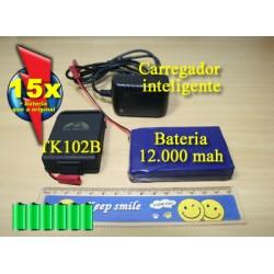 Rastreador Portátil - Carro/Moto